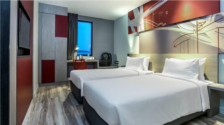 โรงแรมย่านนนทบุรี