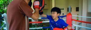 Kid's Thai Boxing Class