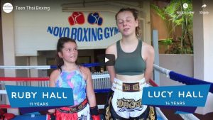 Kid's Thai Boxing