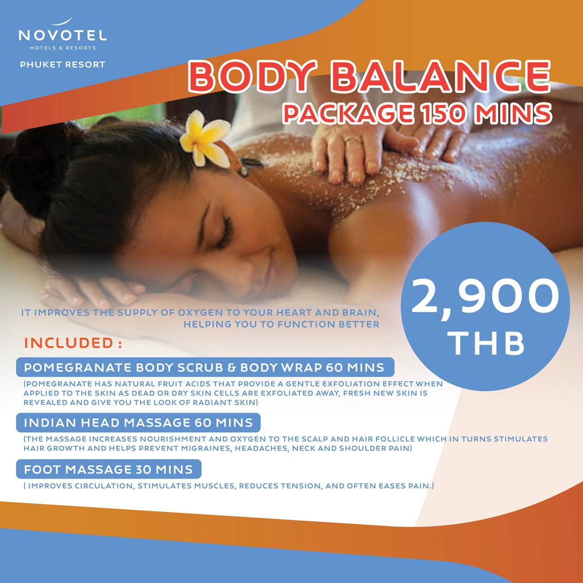 Body Balance Package