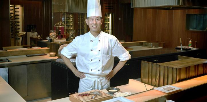 SH'UN Chef Junya Ishihara