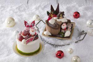 Swissôtel Nankai Osaka Swiss Gourmet Christmas Cakes