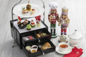 Swissôtel Nankai Osaka The Lounge Christmas Afternoon Tea Delight