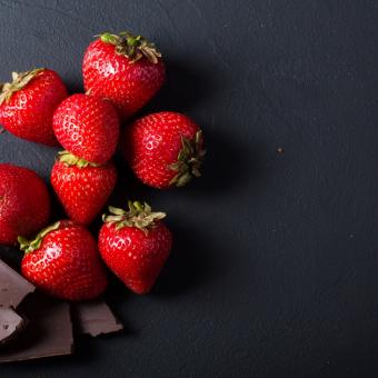 strawberry-and-chocolate-dinner-menu