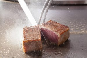 cherry-salmon-and-a5-rank-wagyu-beef