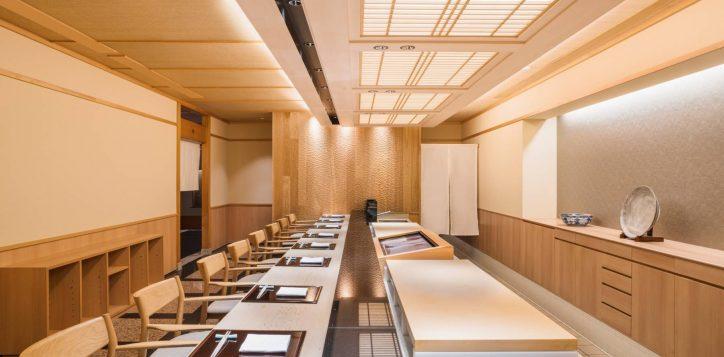 swissotel-nankai-osaka_10f_hana-goyomi_sushi-bar-dining-area