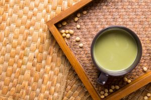 swiss-gourment-matcha-and-houjicha-soy-milk-latte