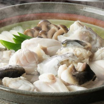 hana-goyomi-winter-seasonal-pufferfish-hot-pot-course