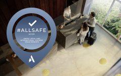 visual lobby large logo