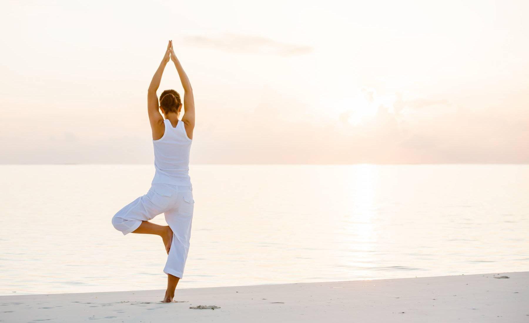 Raffles Maldives Meradhoo - Yoga