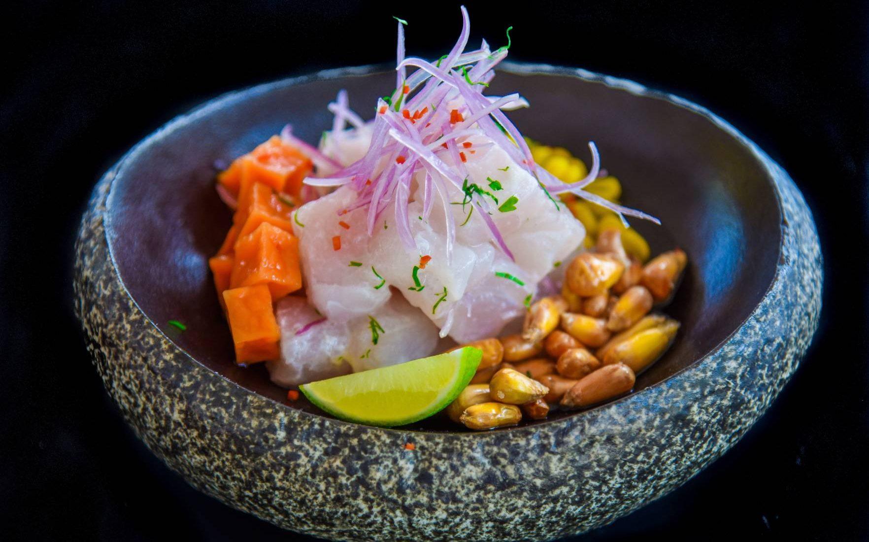 Raffles Maldives Meradhoo - Yuzu, Nikkei Cuisine