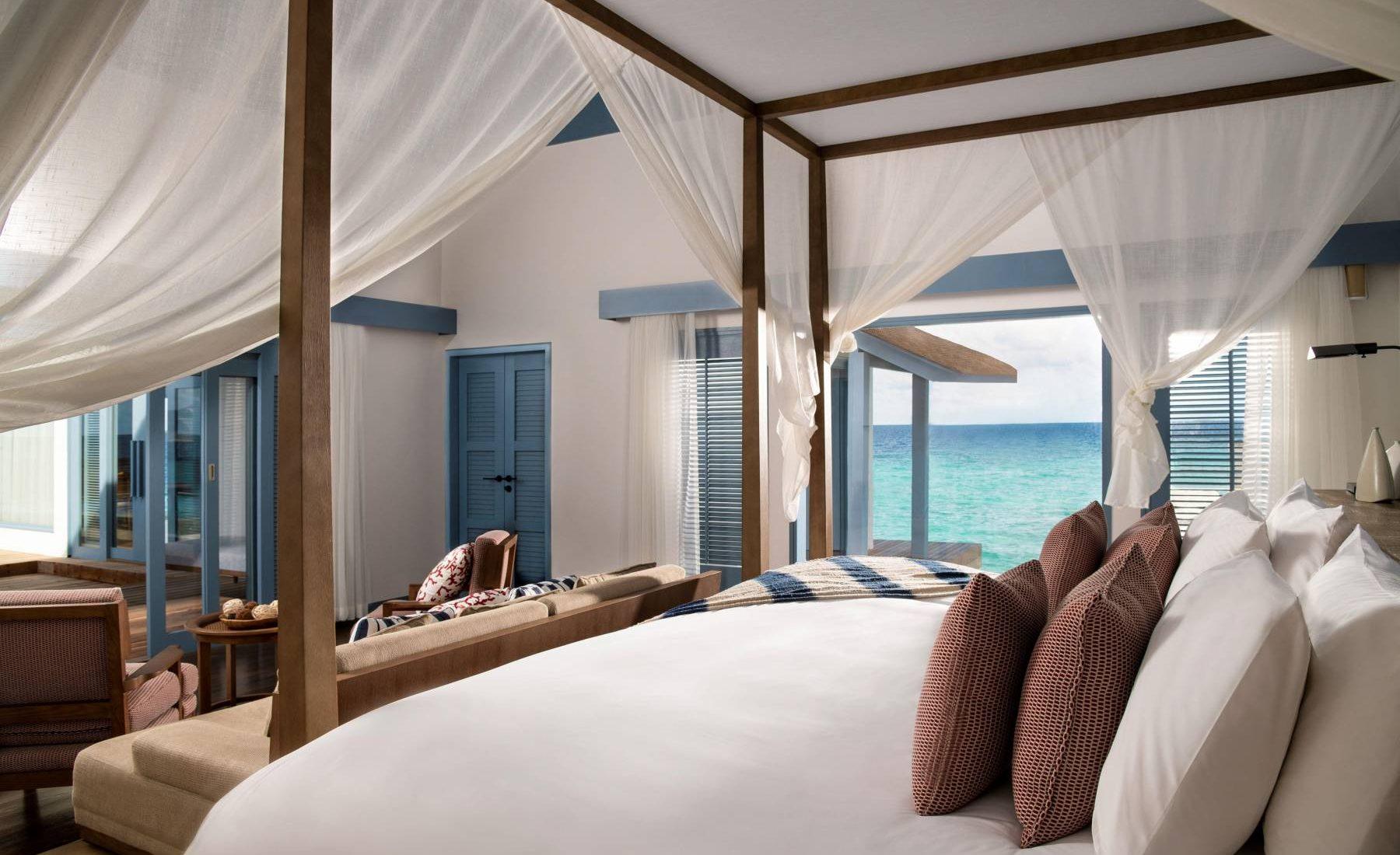 Raffles Maldives Meradhoo - Overwater Villa with Pool