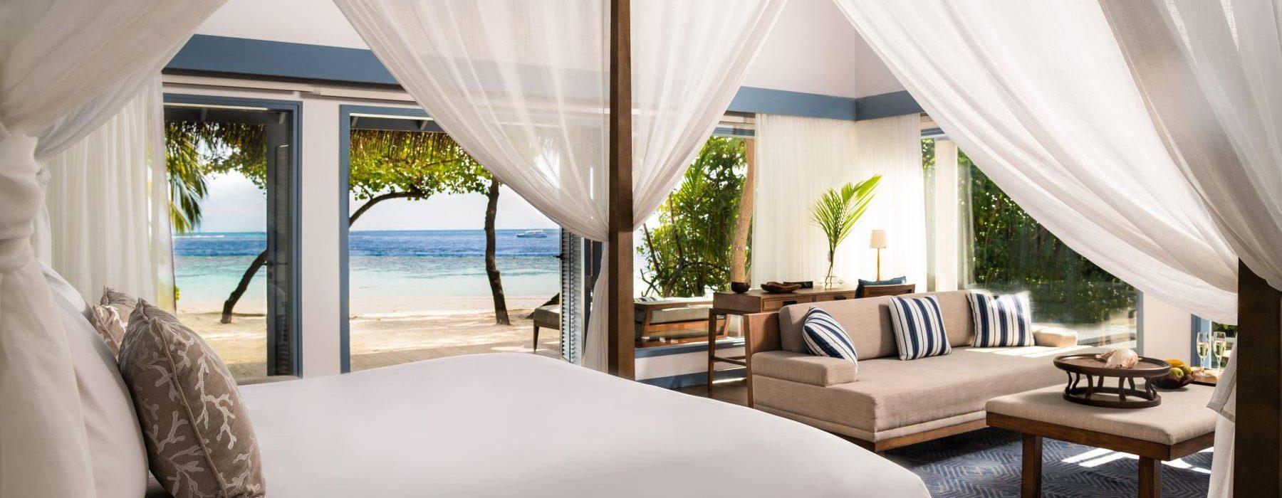 Raffles Maldives Meradhoo - Villas & Residences