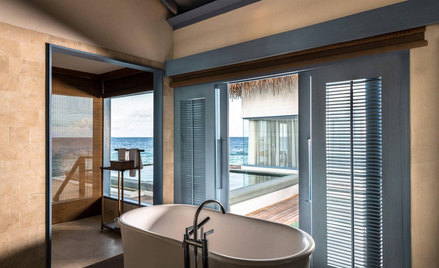 Raffles Maldives Meradhoo - Overwater Villa with Private Pool