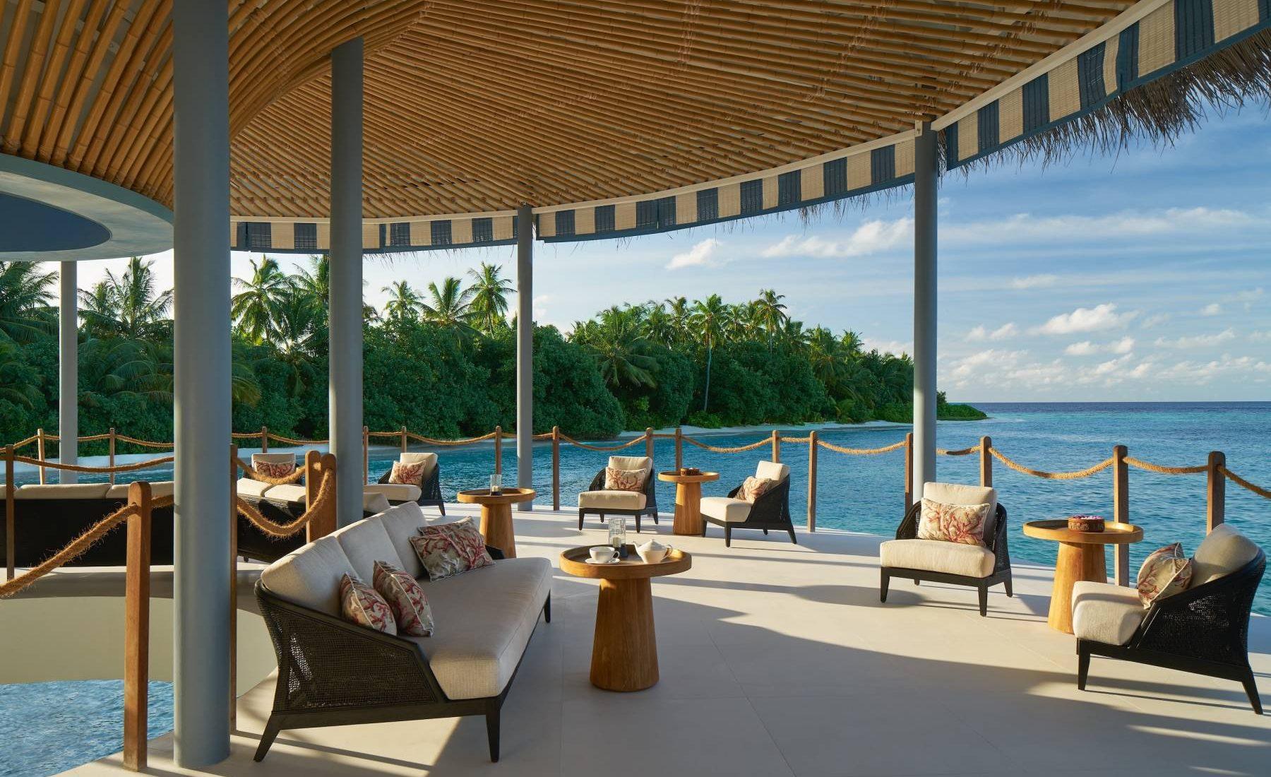 Raffles Maldives Meradhoo - Raffles Spa