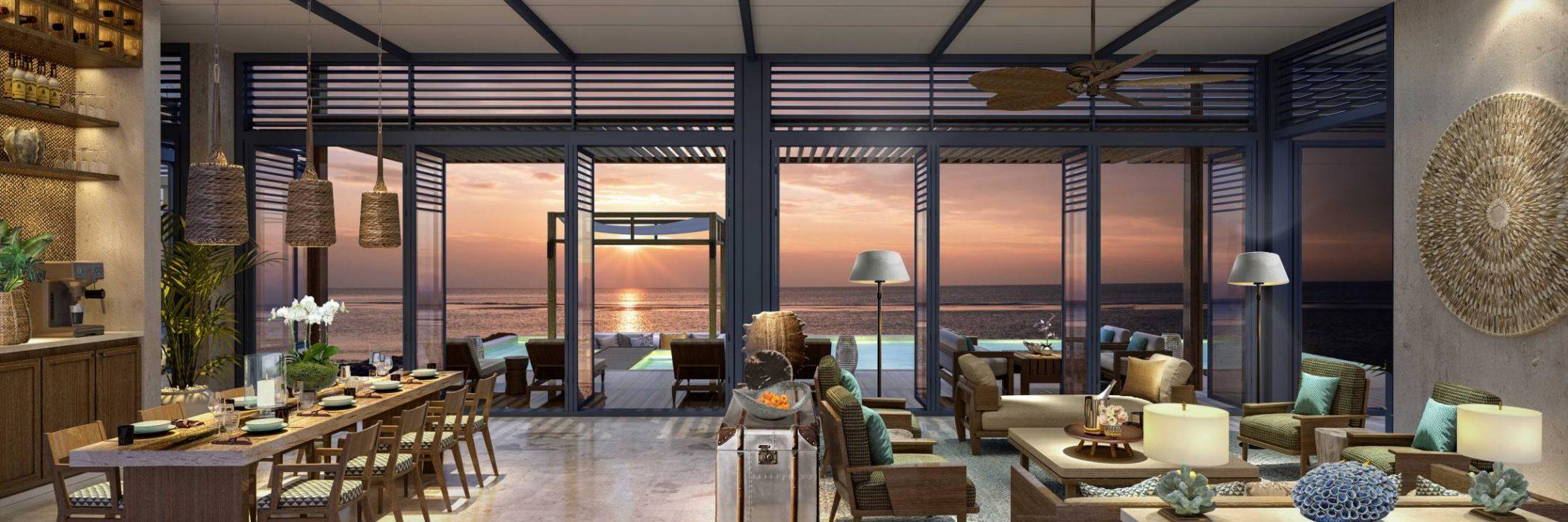 Raffles Maldives Meradhoo - Introducing Raffles Royal Residence – Indian Ocean's new island hideaway