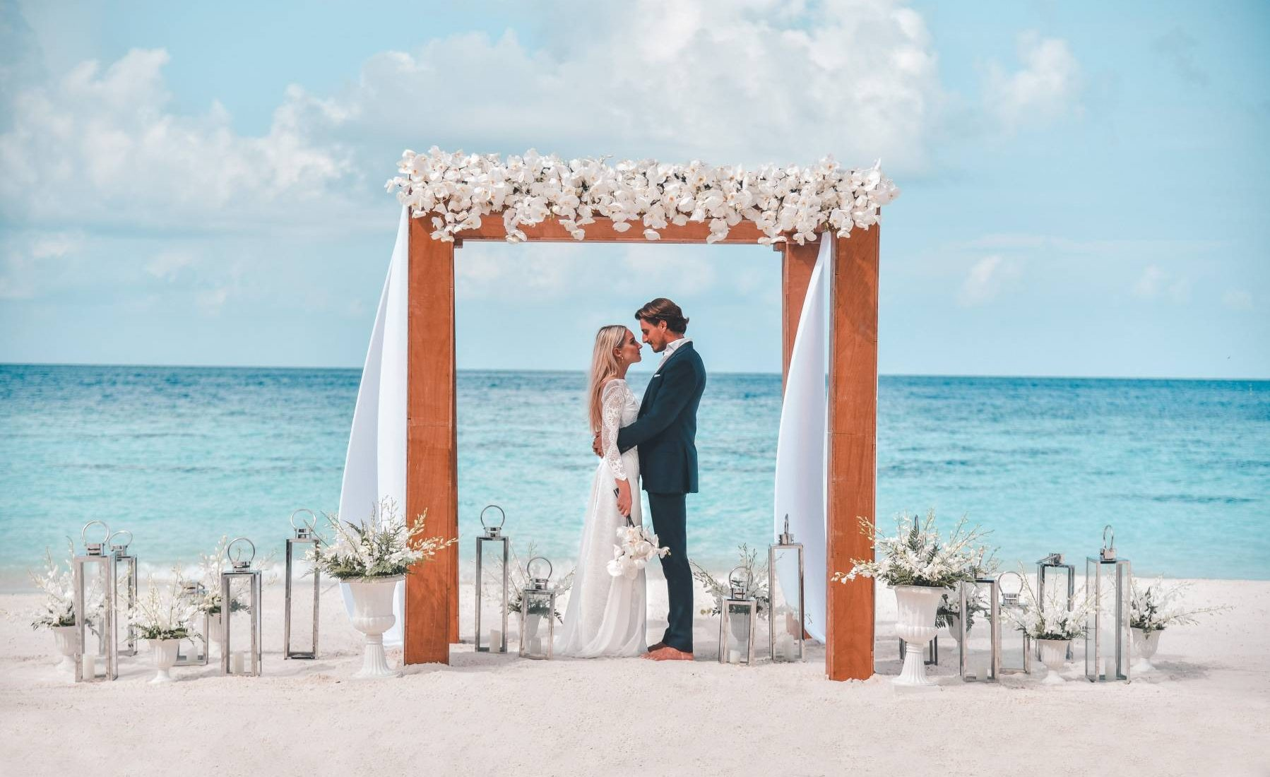Raffles Maldives Meradhoo - A marriage made in paradise