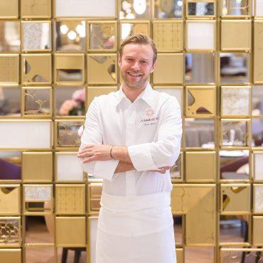 Kevin Gatin Chef de Cuisine
