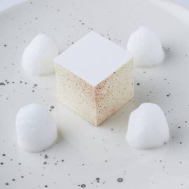White Mille-feuille