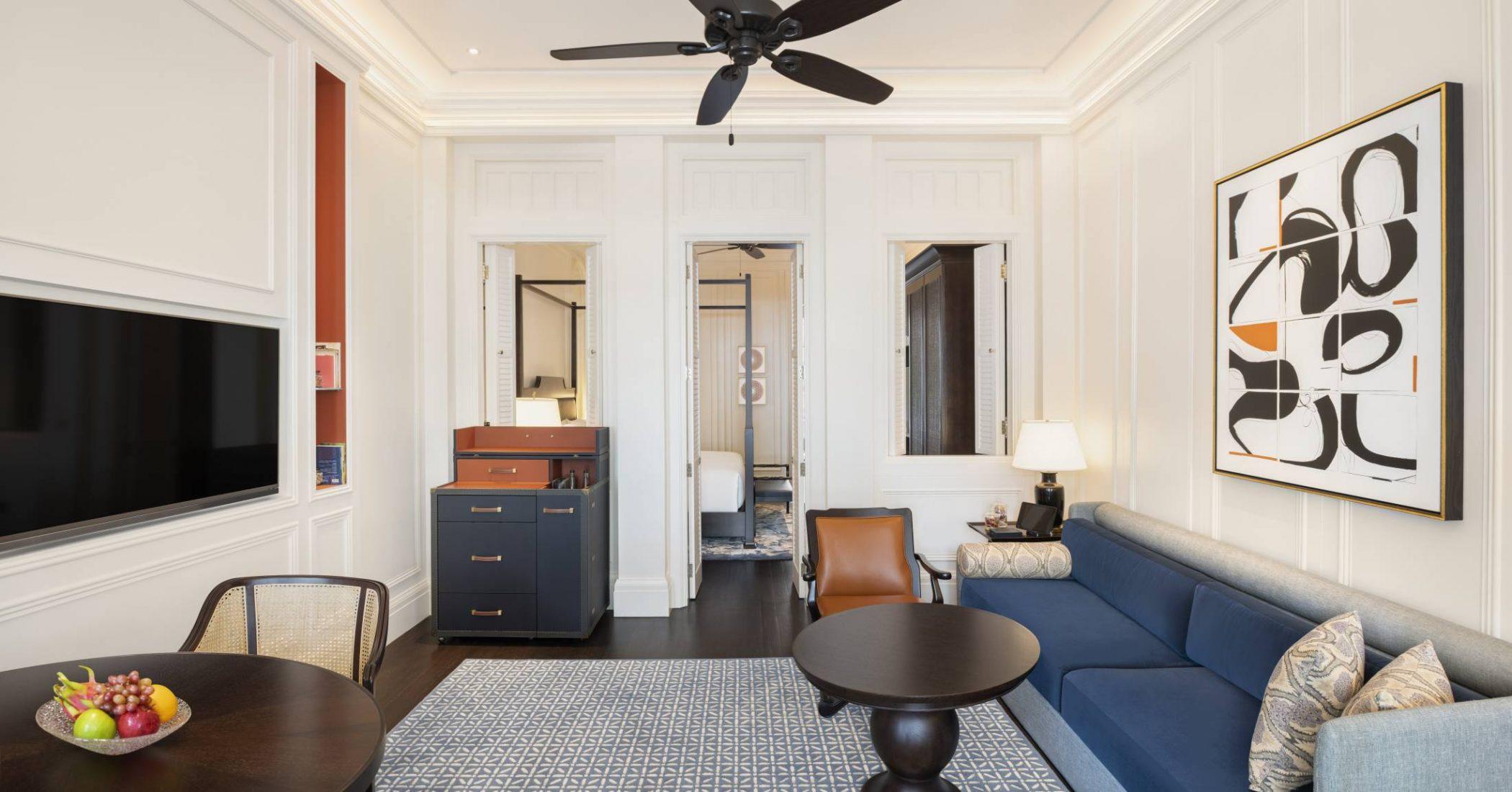 Raffles Singapore - State Room Suites