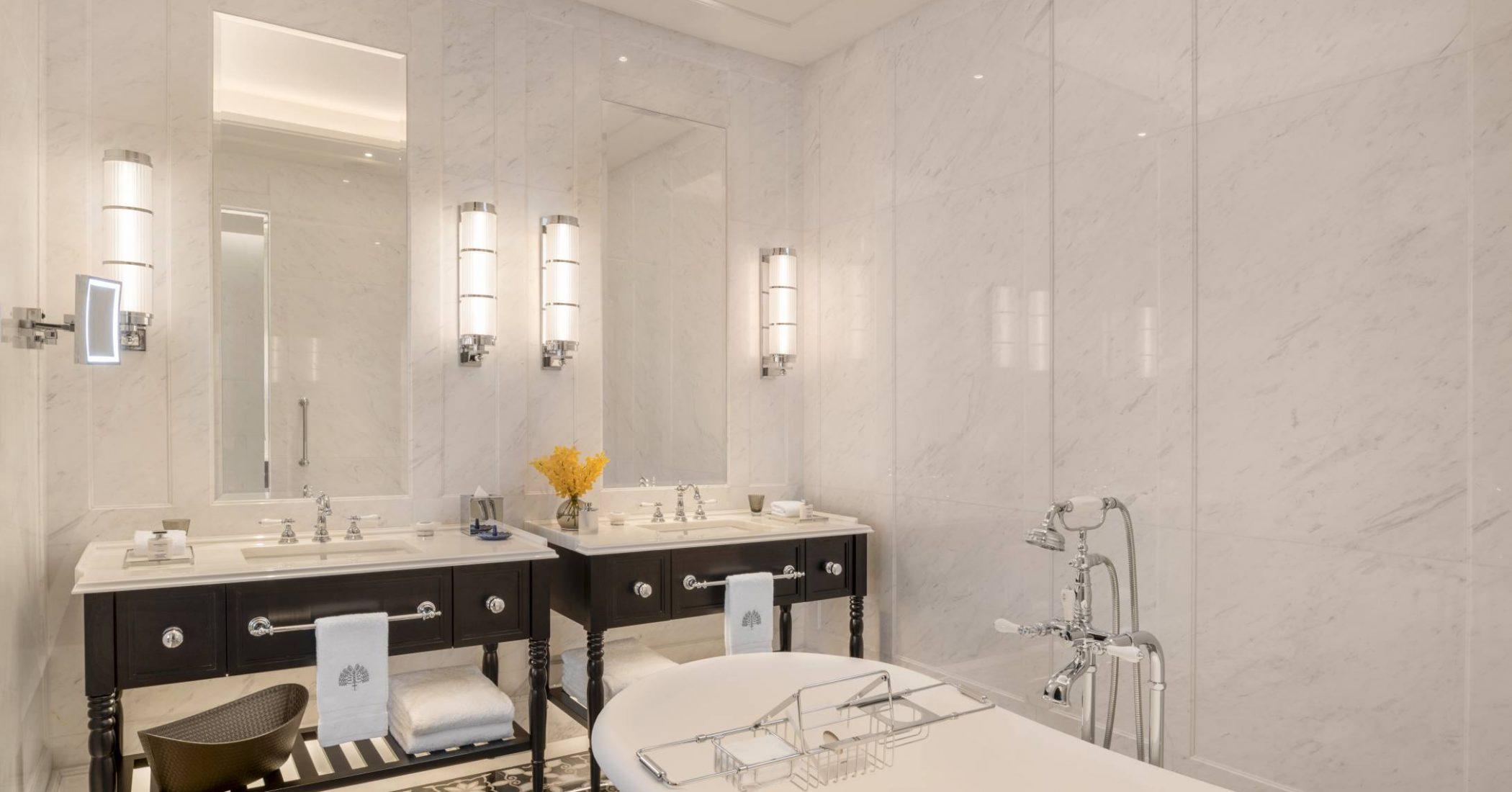 Raffles Singapore - Courtyard Suites