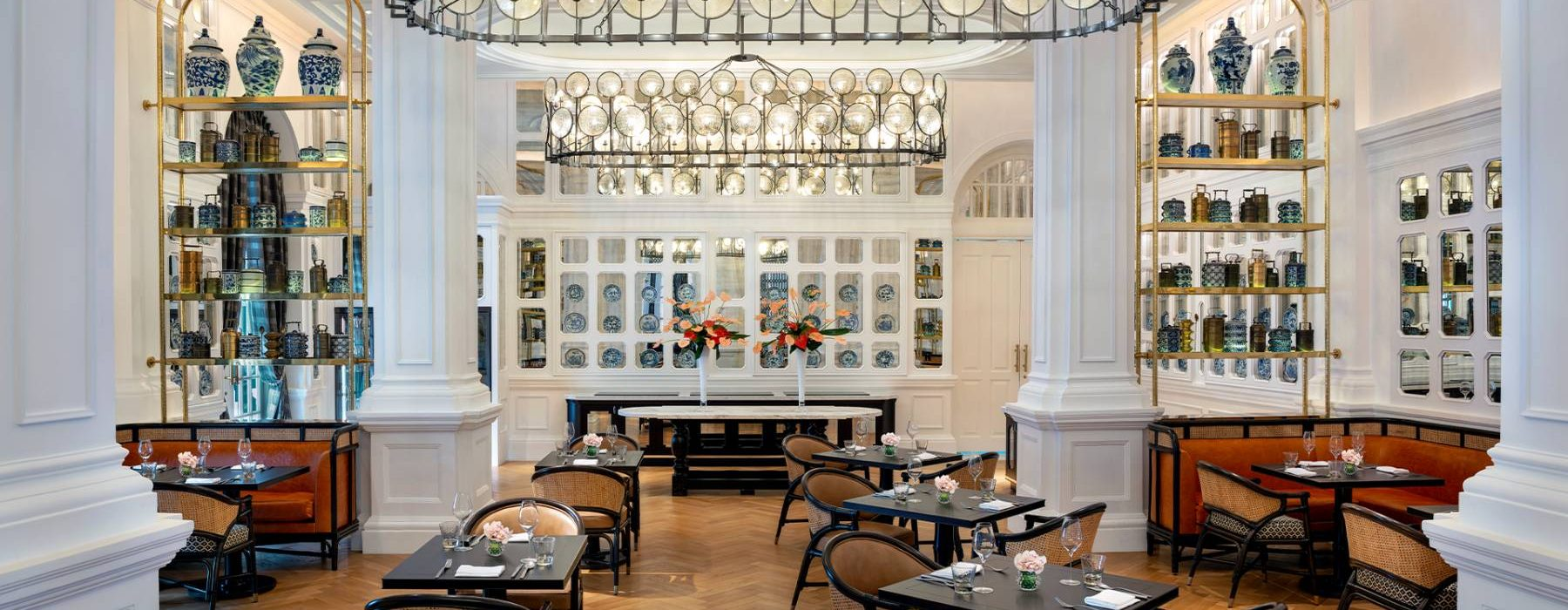 Raffles Singapore - Restaurants & Bars