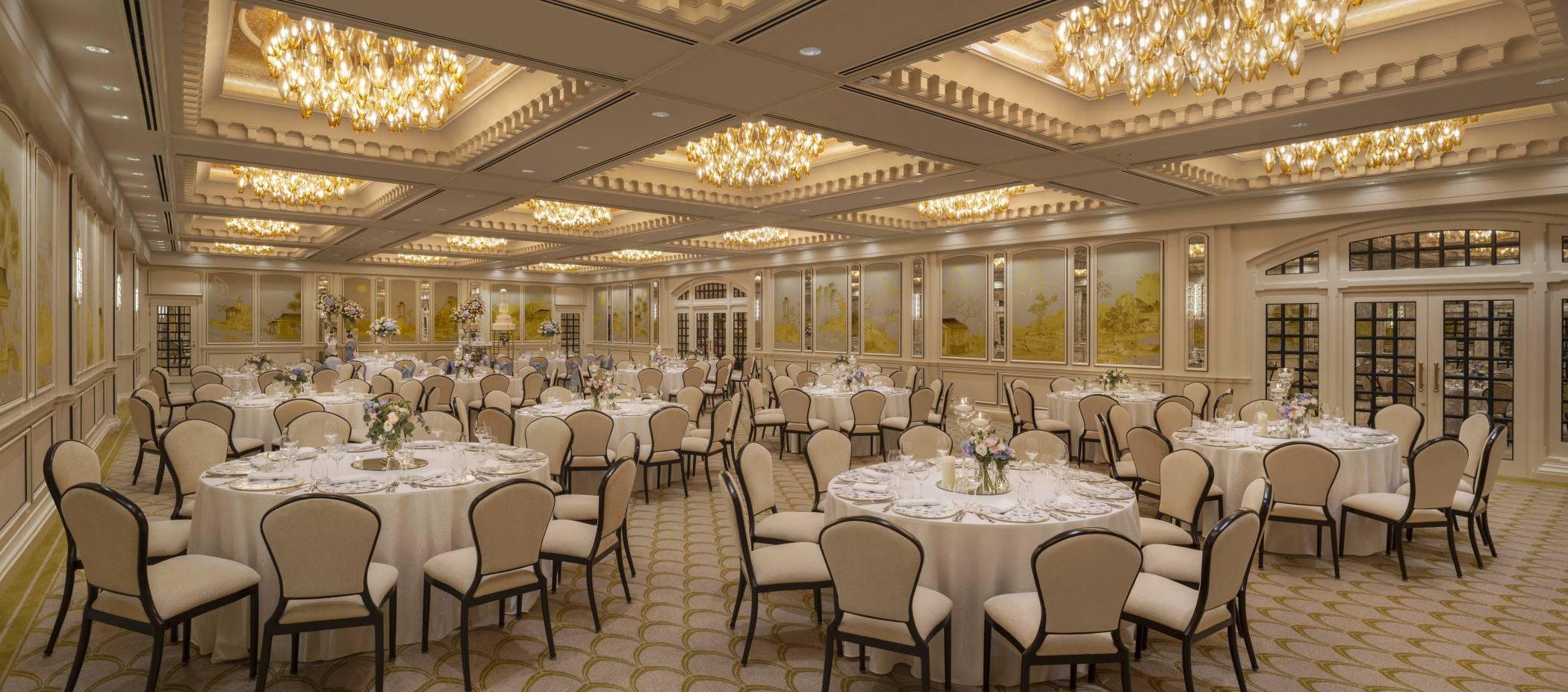 Raffles Singapore - Palm Ballroom