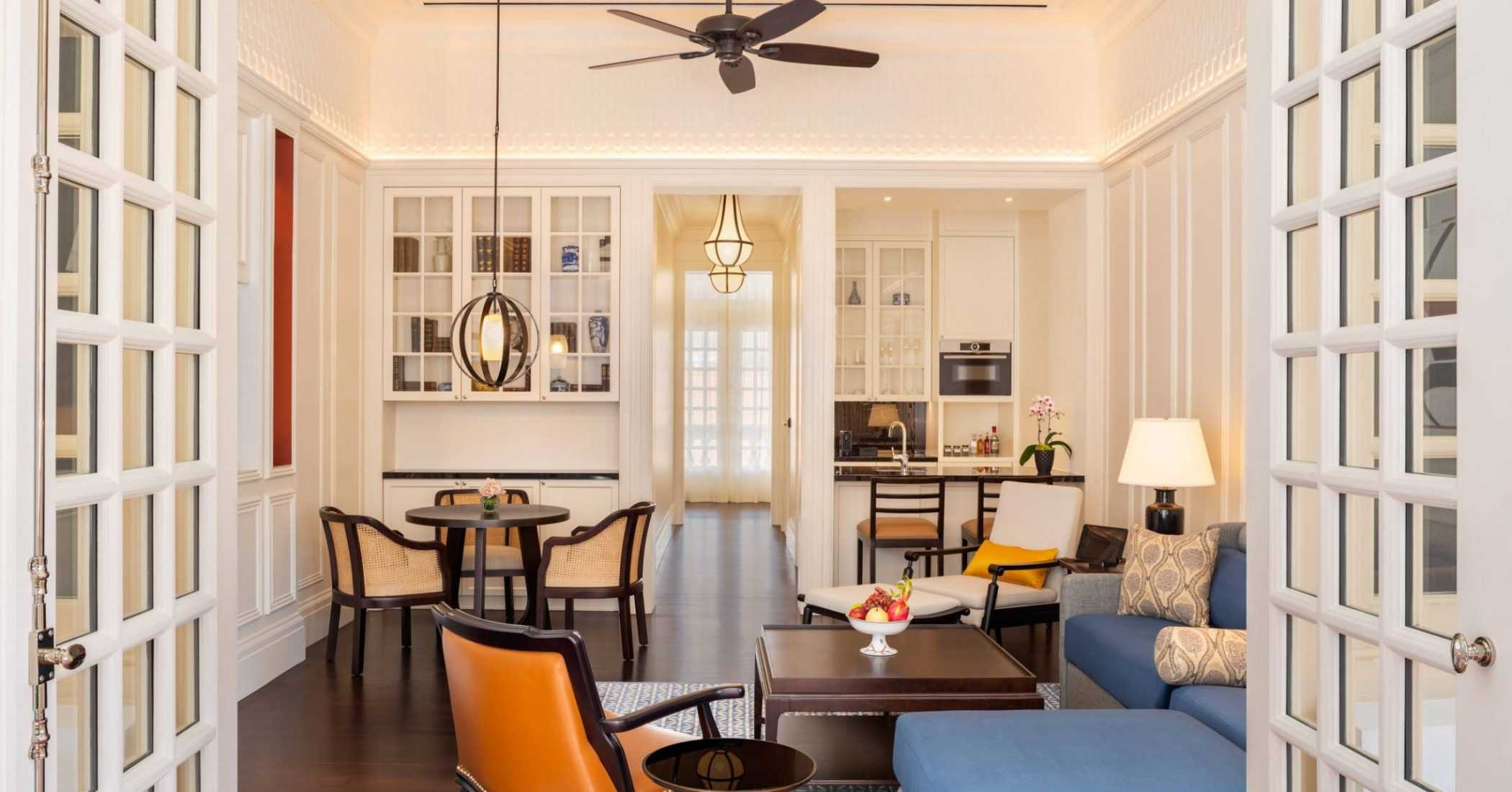 Raffles Singapore - Residence Suites