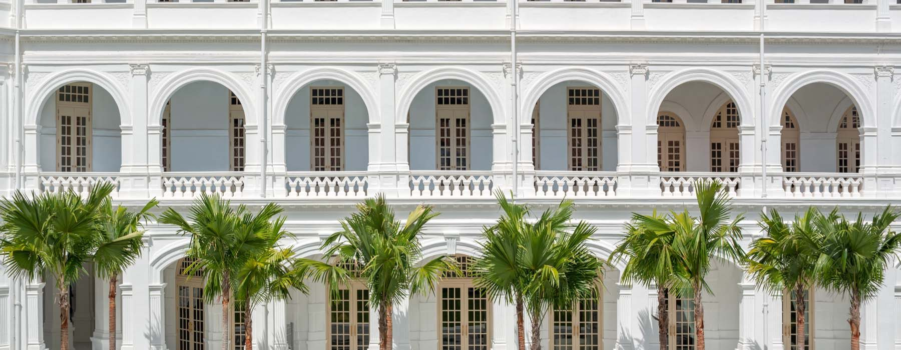 Raffles Singapore - Book Early with Raffles