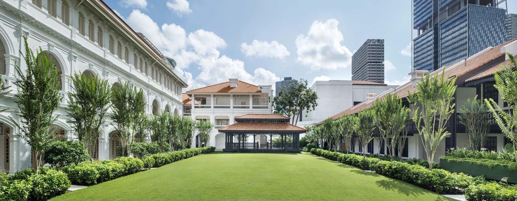 Raffles Singapore - Meetings & Events