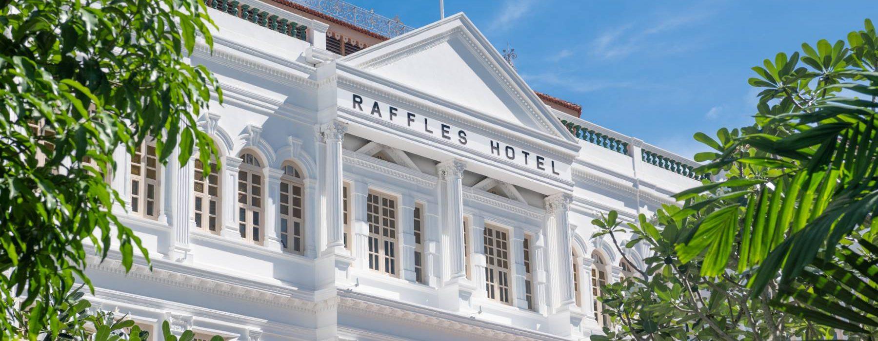 Raffles Singapore - Newsblog