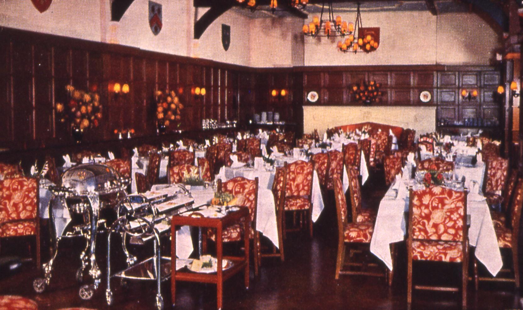 Raffles Singapore - The Tiffin Room