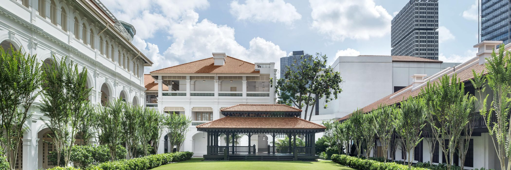 Raffles Singapore - The Suite Pic Experience