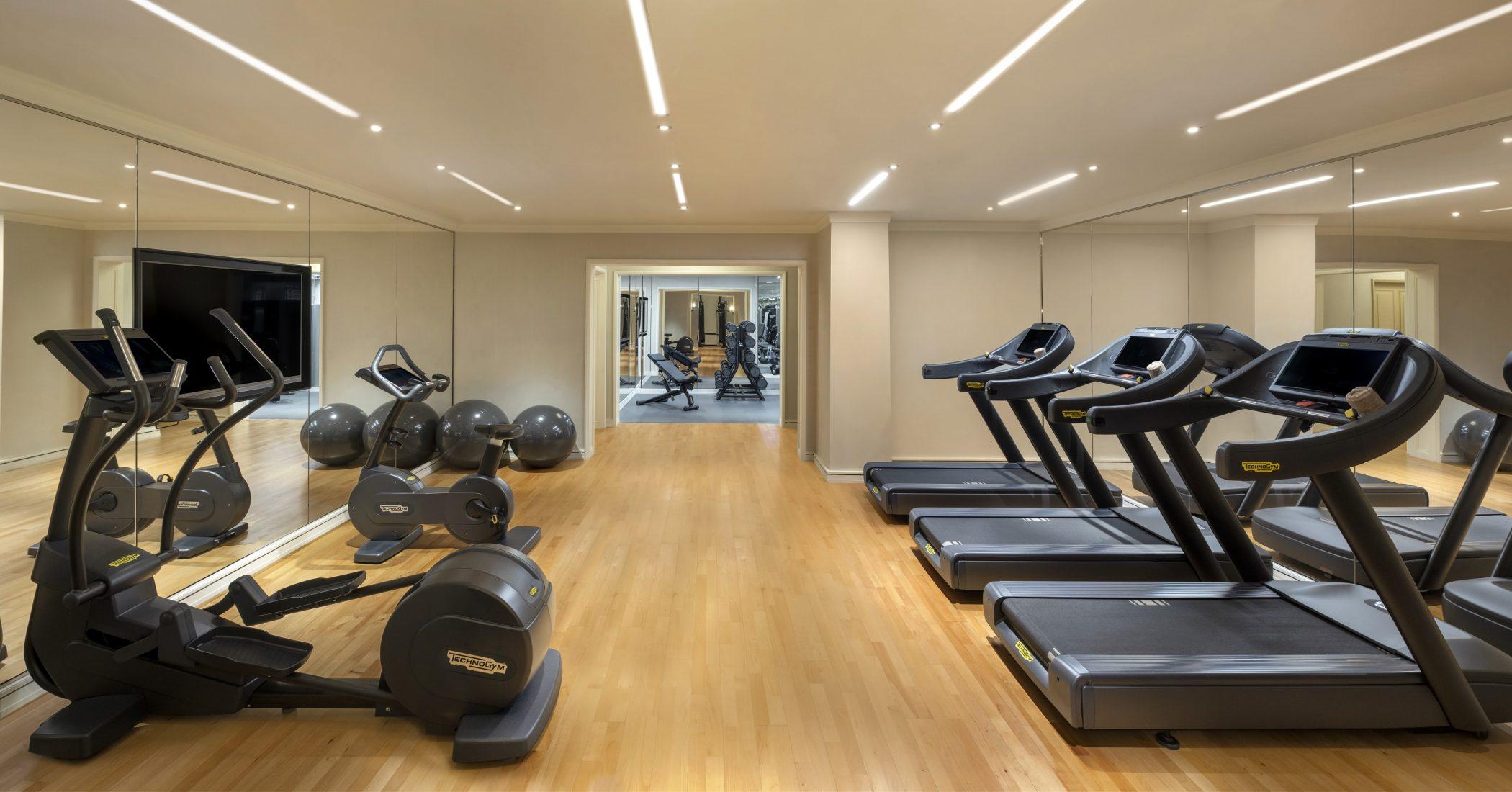 Raffles Singapore - Fitness Centre