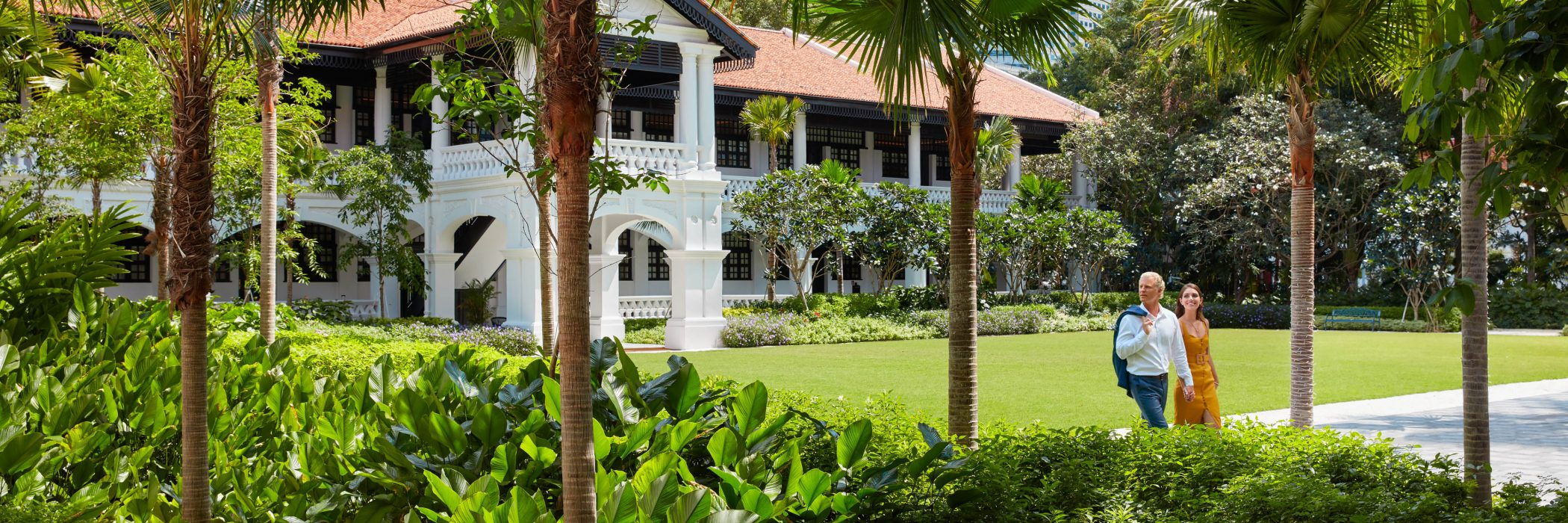 Raffles Singapore - A Suite Vacay