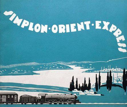 Orient Express - 1919