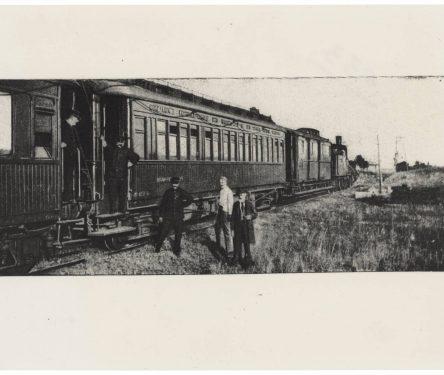 Orient Express - 1883