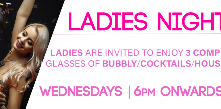 bbd-ladies-night-offer