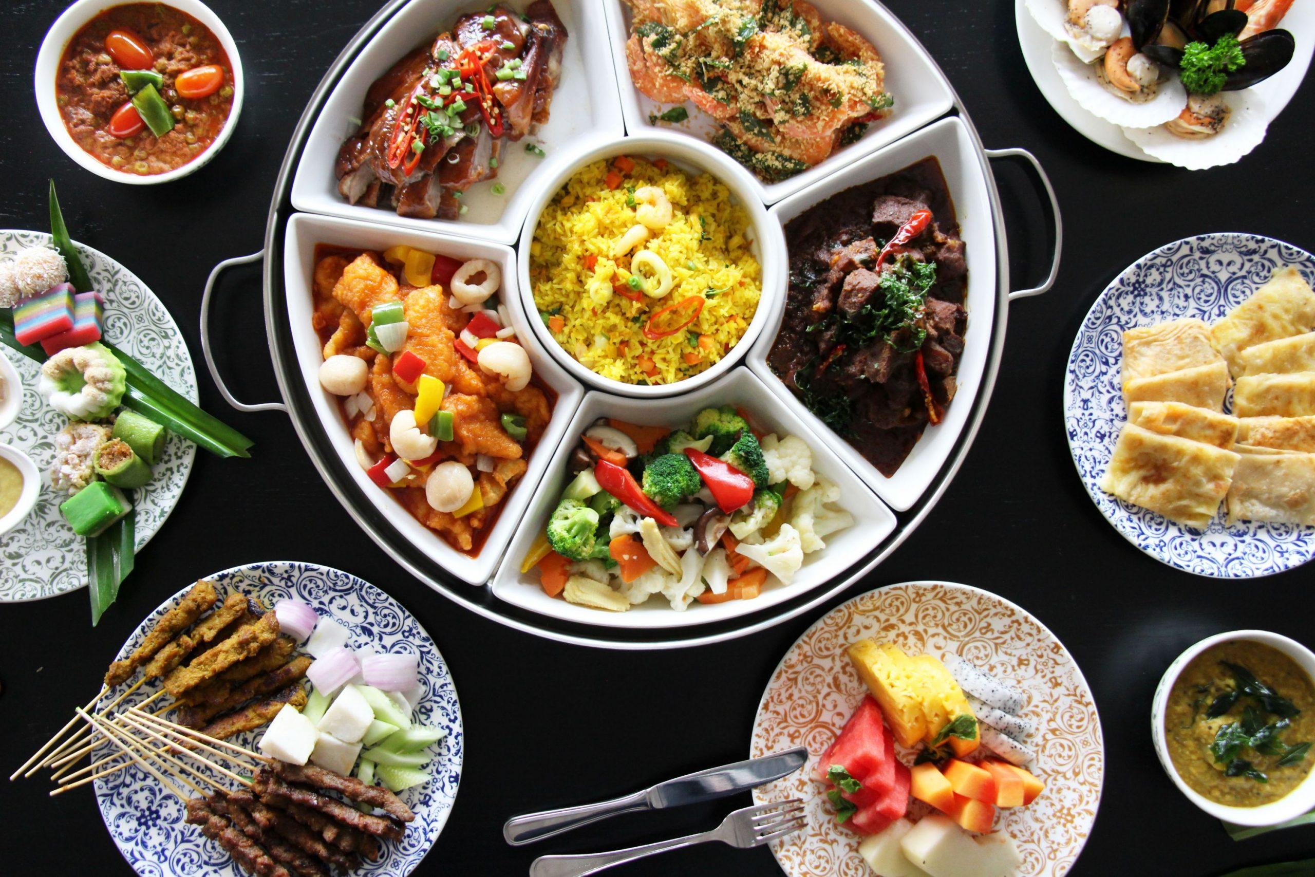 Hidang Mahsuri at Asian Market Cafe
