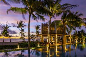 Sunset bar - The Hub | Pullman Maldives