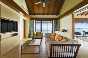 Aqua Villa living | Pullman Maldives