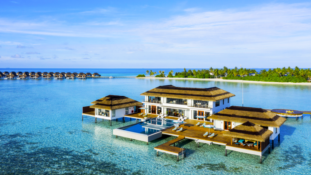 Luxury residence in Maldives | Pullman Maldives