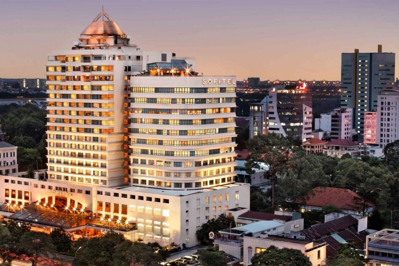 Sofitel Saigon Plaza - Live the French Way