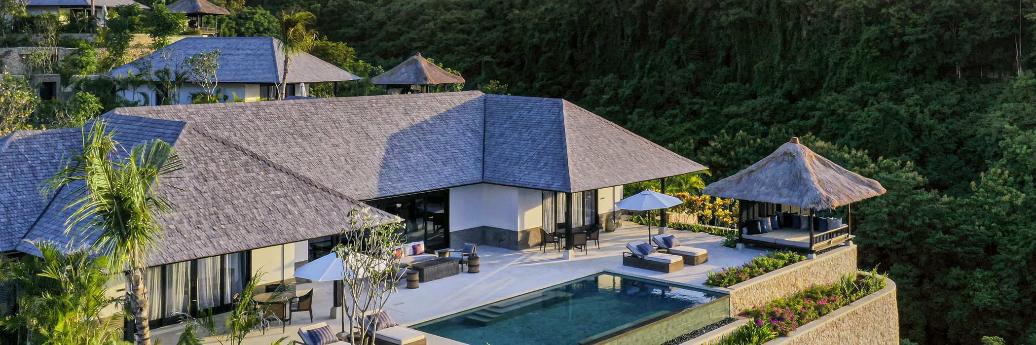 Raffles Bali - The Timeless Grandeur of Raffles