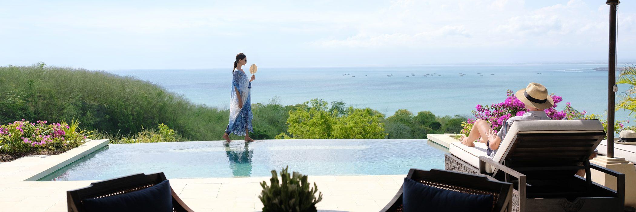 Raffles Bali - Raffles Bali Exquisite Opening Experience