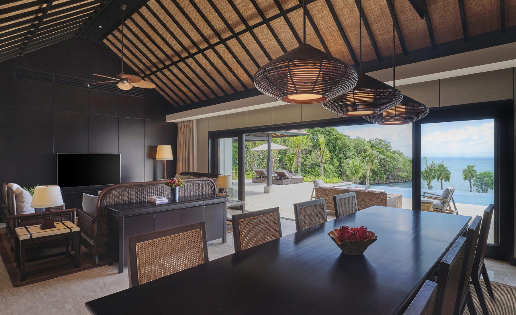 Raffles Bali - Two-Bedroom Ocean Front Pool Villa