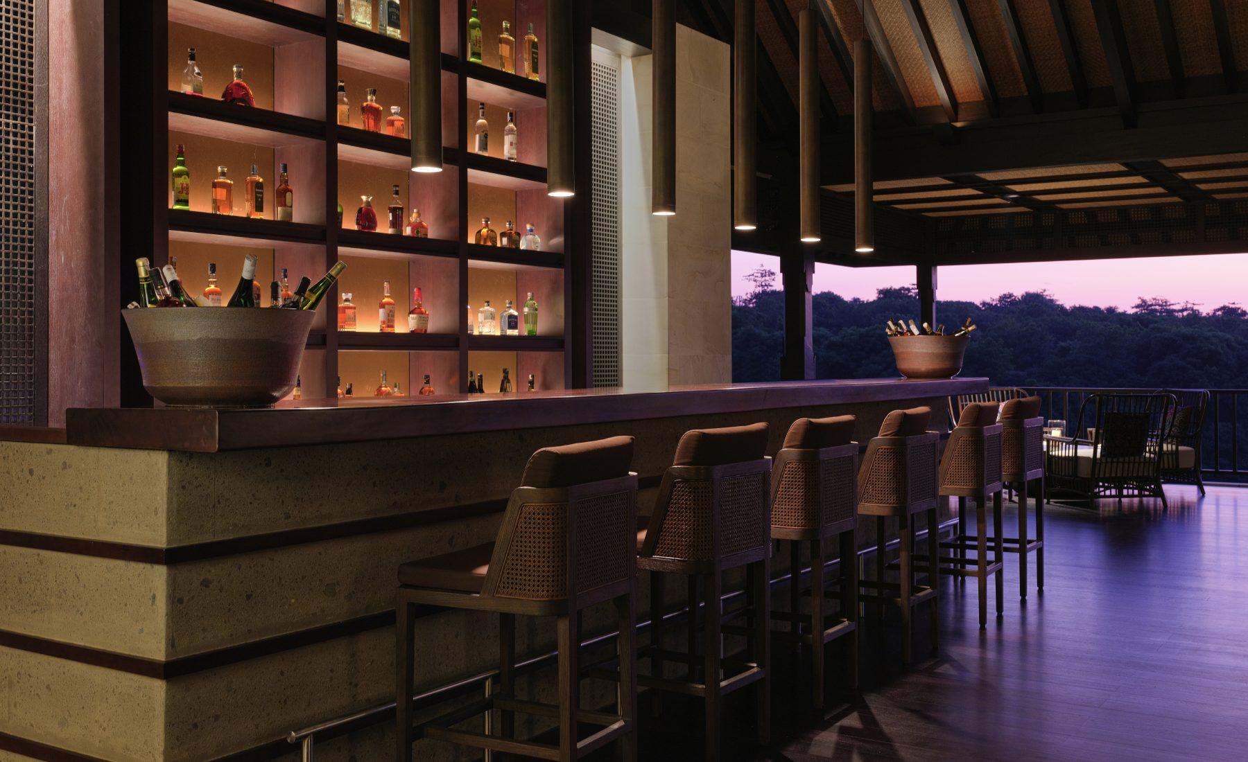 Raffles Bali - The Writers Bar