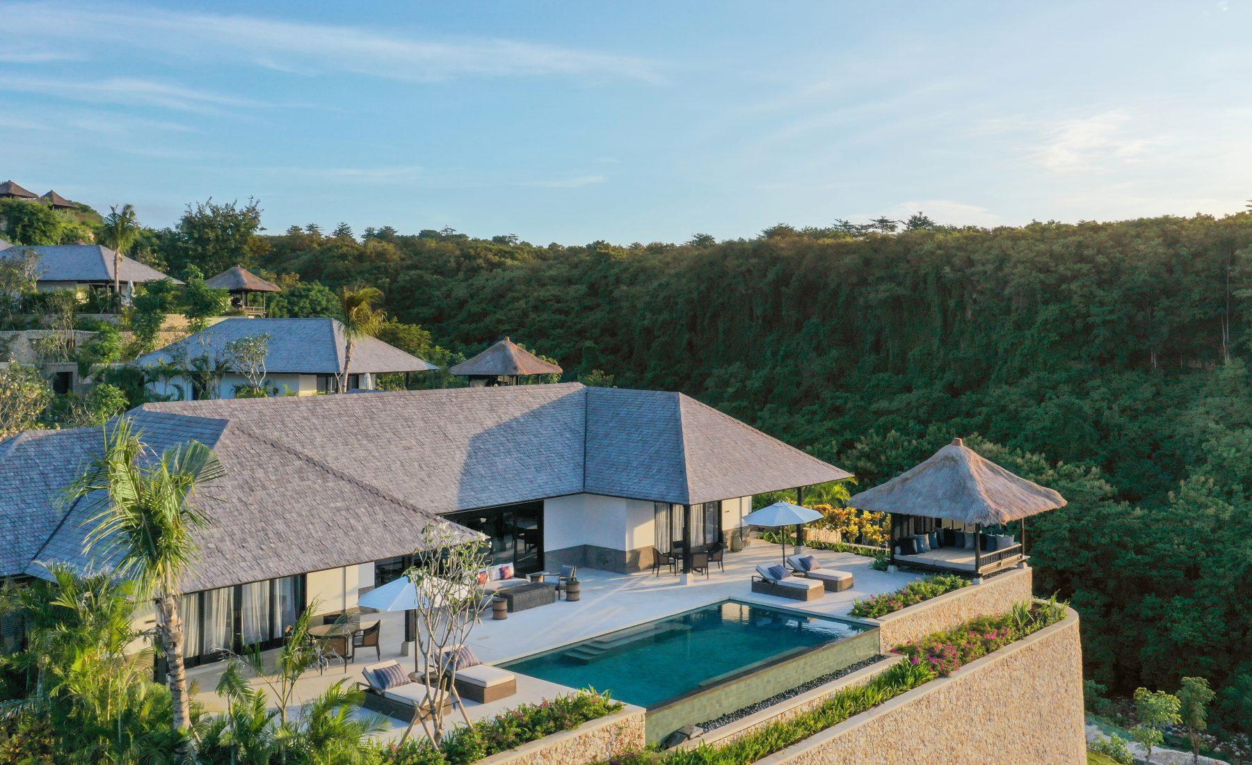 Raffles Bali - Raffles Presidential Villa