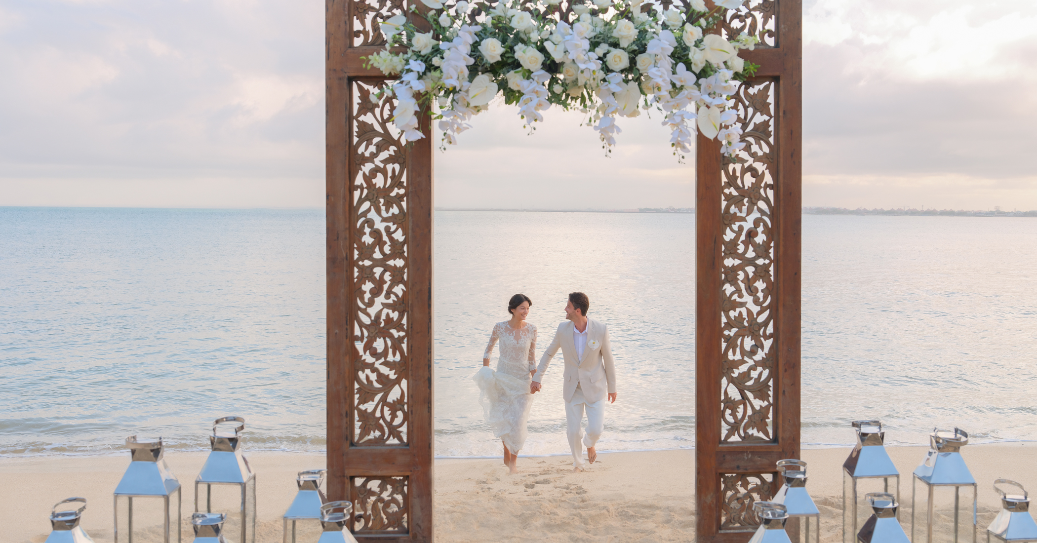 Raffles Bali - Weddings & Events