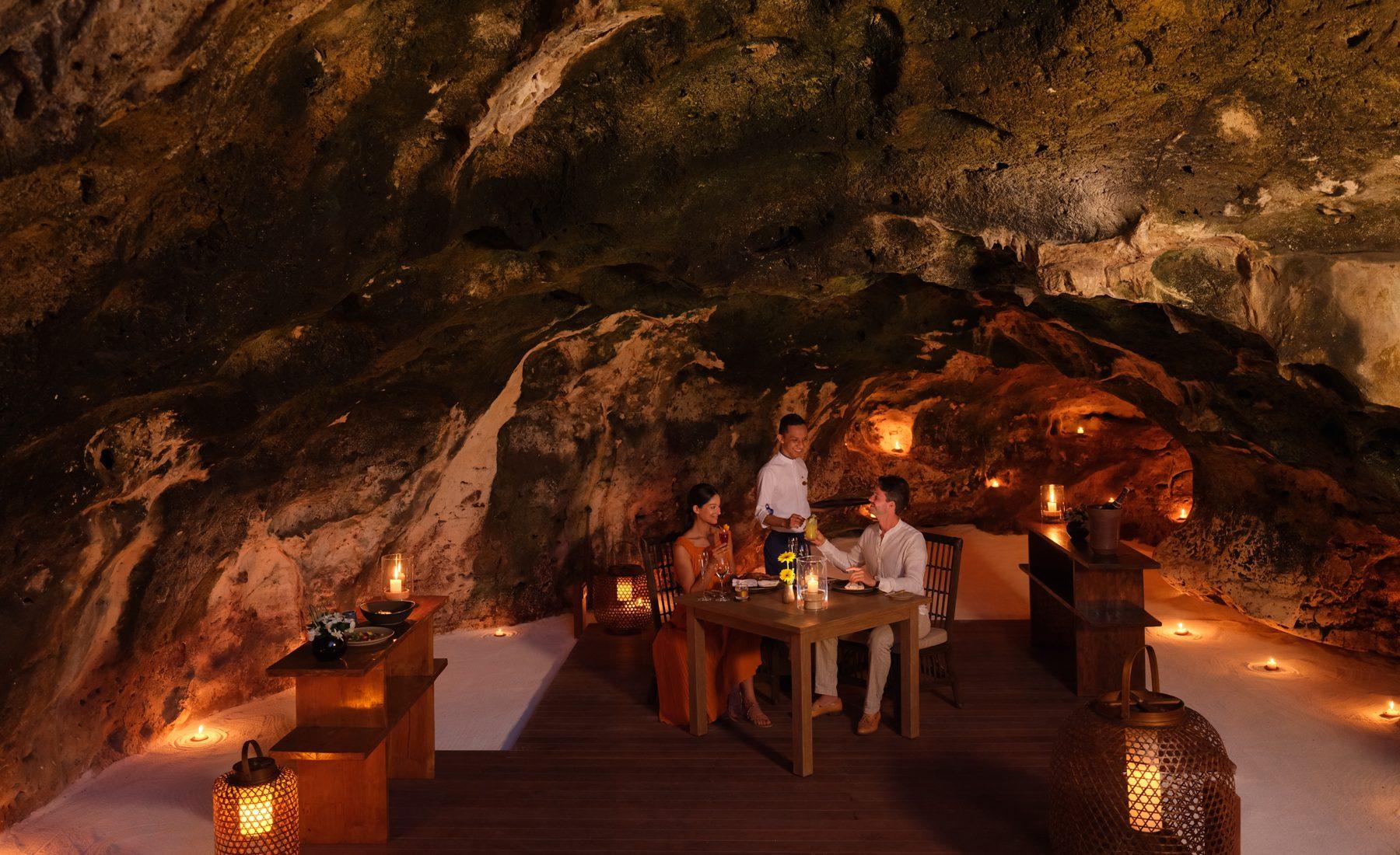 Raffles Bali - The Secret Cave
